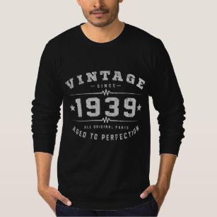 1bc790f1d Established 1939 T-Shirts - T-Shirt Design & Printing | Zazzle