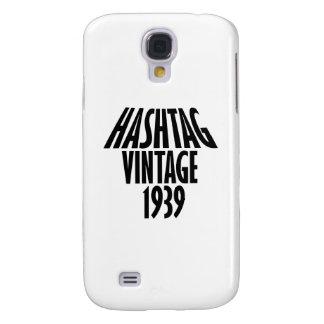 Vintage 1939 design samsung s4 case