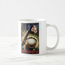 Vintage 1939 World's Fair New York City Mug