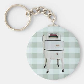 Vintage 1940-1950 Washer Keychain