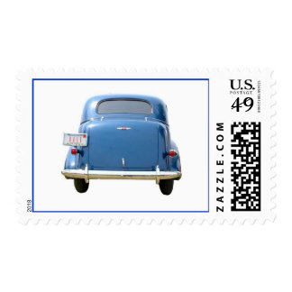 Vintage 1940 Chevy Postage