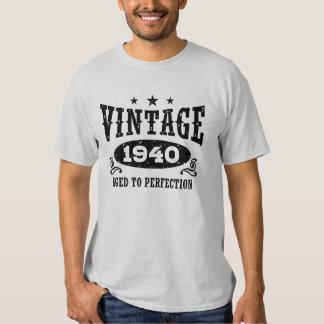 Vintage 1940 tee shirt