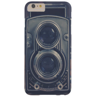 Vintage 1940s Camera Closeup Barely There iPhone 6 Plus Case