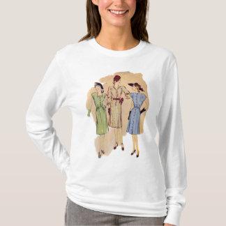 Vintage 1940s Fashion T-Shirt