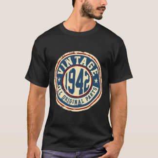 Vintage 1942 All Original Parts T-Shirt