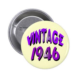 Vintage 1946 pins