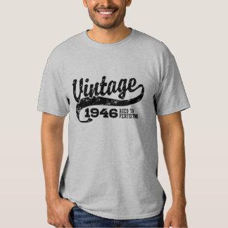 Vintage 1946 polera