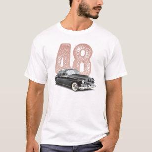 Cadillac El Dorado Biarritz Caddy 1957 Retro Style Car Babygrow