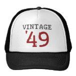 Vintage 1949 trucker hat