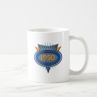 Vintage 1950 taza