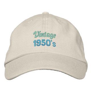 VINTAGE 1950's cap