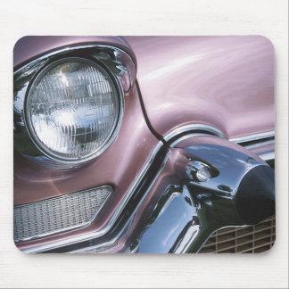 Vintage 1950s Chrome Car Grill Photograph Mouse Pad