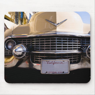 Vintage 1950s Classic Caddy Grill Photograph Mouse Pad