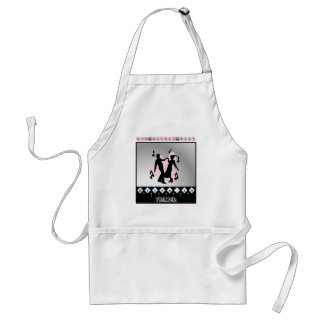 Vintage 1950s Drive In Theater Aprons