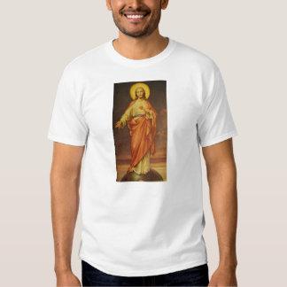 Vintage 1950's Sacred Heart of Jesus Tees