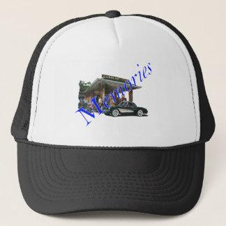 Vintage 1950s Service Station Trucker Hat