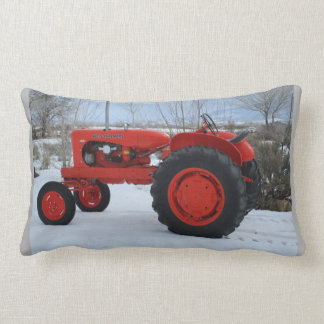 Vintage 1955 Allis Chalmers WD45 Tractor Pillow