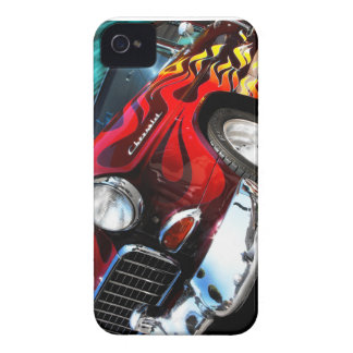 Vintage 1955 Car iPhone 4 Cover