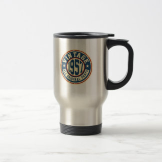 Vintage 1957 All Original Parts Travel Mug