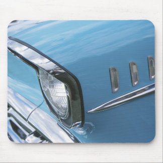 Vintage 1957 Chevy Car Grill Photograph Mouse Pad