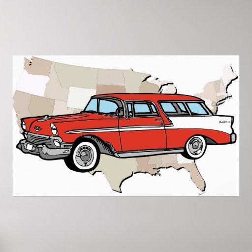 1957 Chevy Go Cart   Autos Post