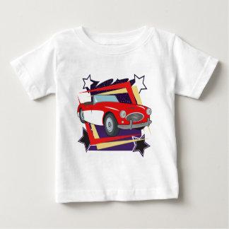 Vintage 1957 Corvette Baby T-Shirt