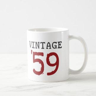 Vintage 1959 coffee mug