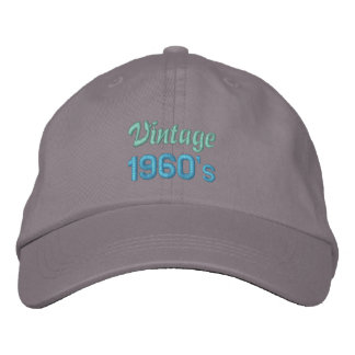 VINTAGE 1960's cap