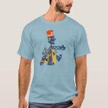 Vintage 1960s Mr Machine Toy T-Shirt