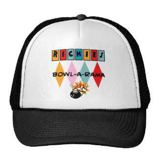 Vintage 1960's Style Hat