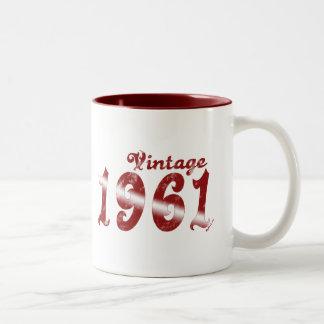 Vintage 1961 Mug