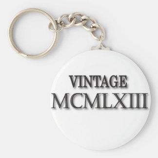 Vintage 1963 Roman Keychain