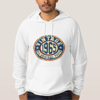 Vintage 1965 All Original Parts Hoodie