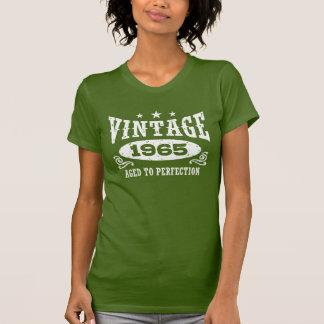 Vintage 1965 camisas