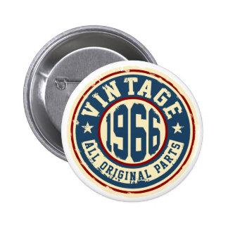 Vintage 1966 All Original Parts Button