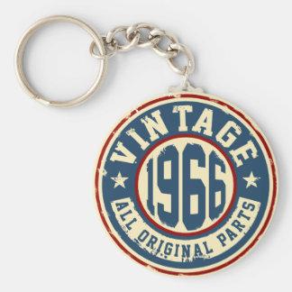 Vintage 1966 All Original Parts Keychain
