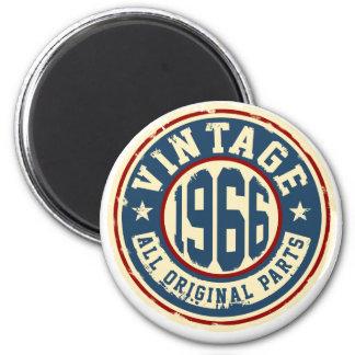 Vintage 1966 All Original Parts Magnet