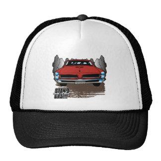 Vintage 1966 GTO Trucker Hat