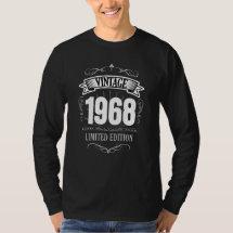 Vintage 1968 funny 50th birthday Men's Shirt