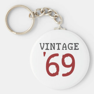 Vintage 1969 keychain