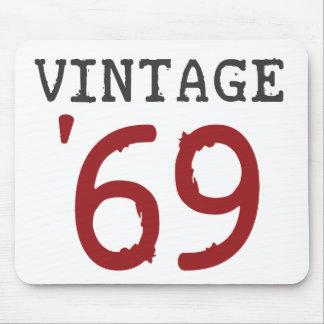 Vintage 1969 mouse pad