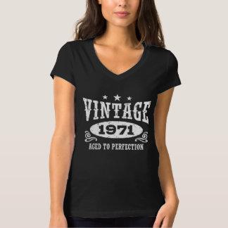 Vintage 1971 playera