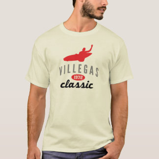 Vintage 1972 Villegas Classic Surfing T-Shirt