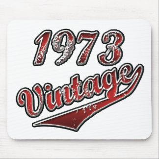 Vintage 1973 tapete de ratones