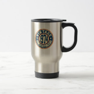 Vintage 1974 All Original Parts Travel Mug