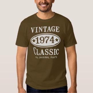 Vintage 1974 Classic T-shirt