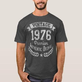 Vintage 1976 Retro 40th Birthday Premium Original T-Shirt