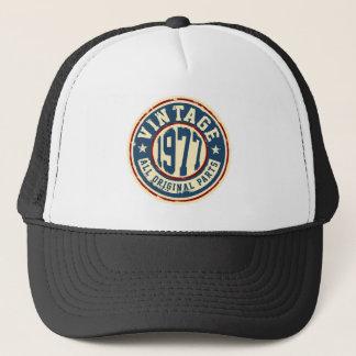 Vintage 1977 All Original Parts Trucker Hat