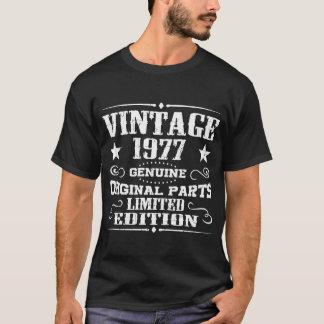 VINTAGE 1977 GENUINE ORIGINAL PARTS LIMITED T-Shirt