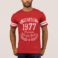 Vintage 1977 Retro 40th Birthday Premium Origina T-Shirt